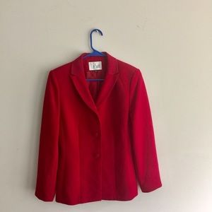 Le Suit Women's Blazer Size 6 Like New